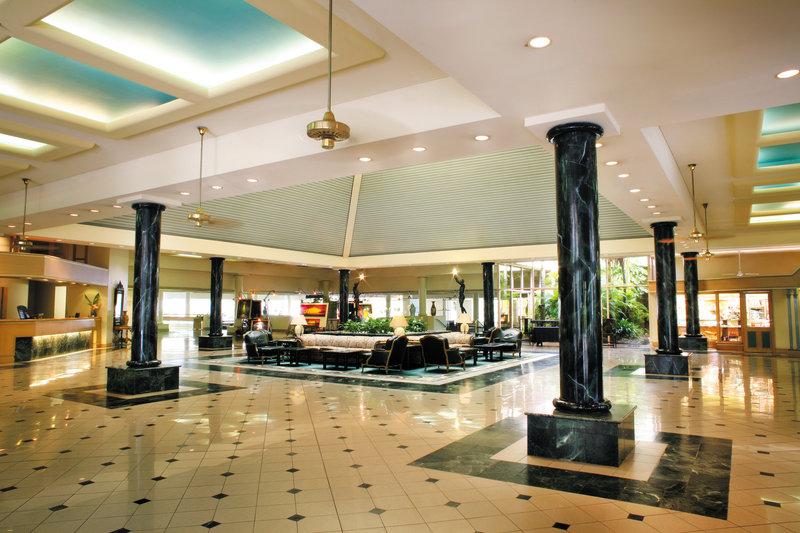 Sheraton Mirage Port Douglas Resort Előcsarnok