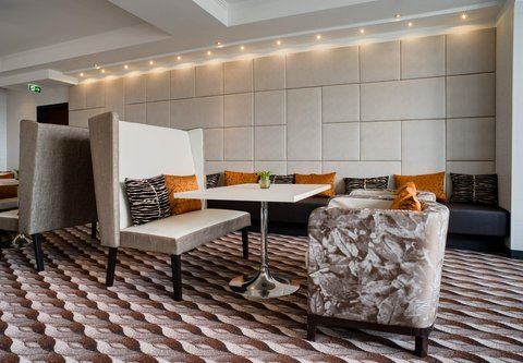 Cologne Marriott Hotel - Executive Lounge Sitting Area
