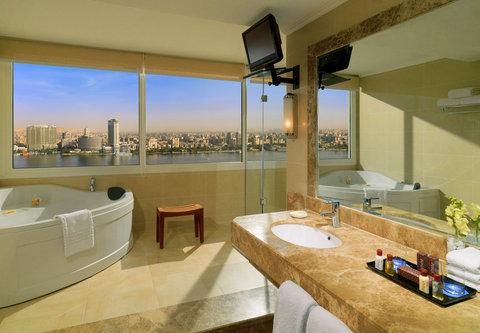 فندق شيراتون القاهرة - Grand Deluxe Suite