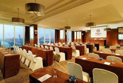 فندق شيراتون القاهرة - Meeting Facilities