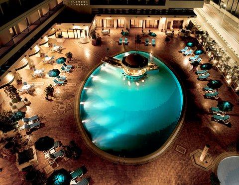 فندق شيراتون القاهرة - Pool