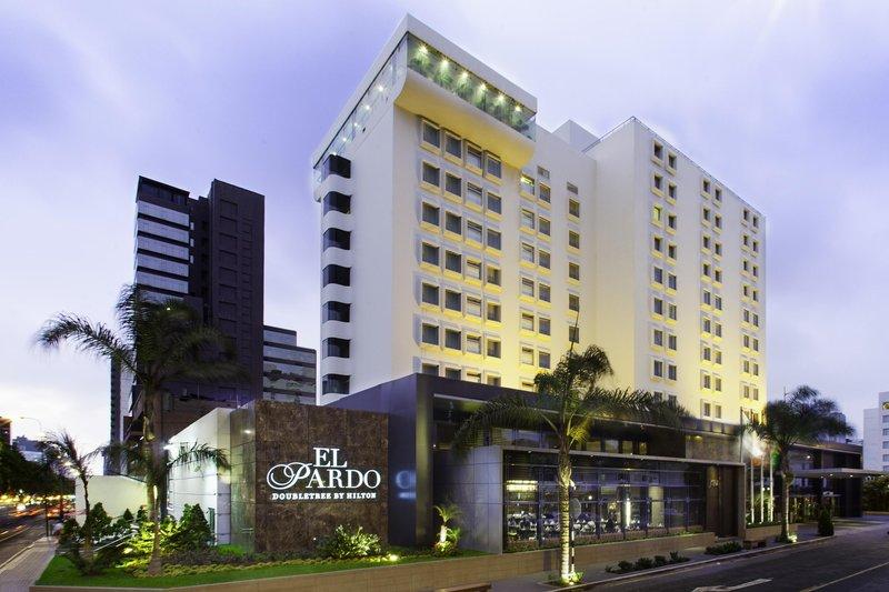 Doubletree El Pardo by Hilton Lima Außenansicht