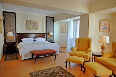 فندق شيراتون المنتزه - Presidential Suite Bedroom