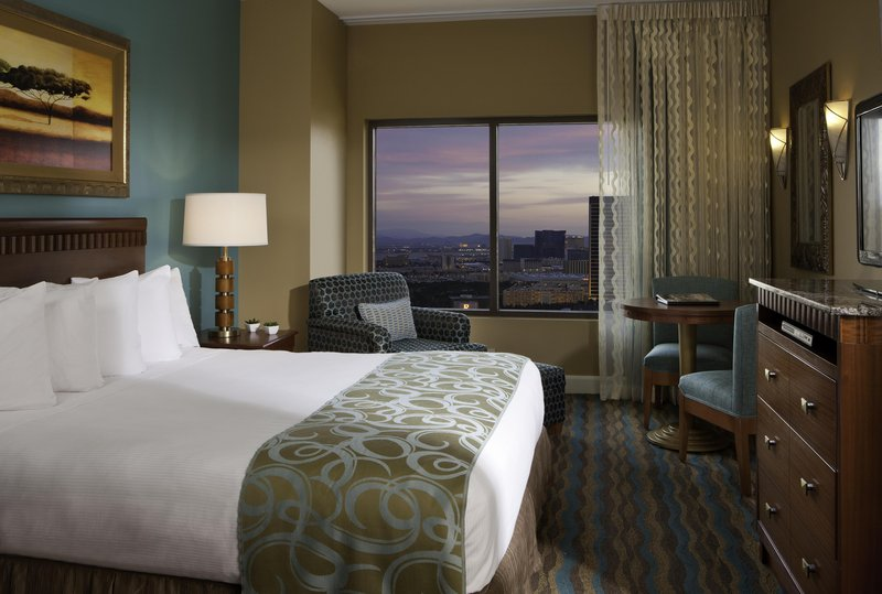 Hilton Grand Vacations Club on the Las Vegas Strip Kameraanzicht