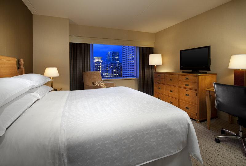 Sheraton Seattle Hotel - Seattle, WA