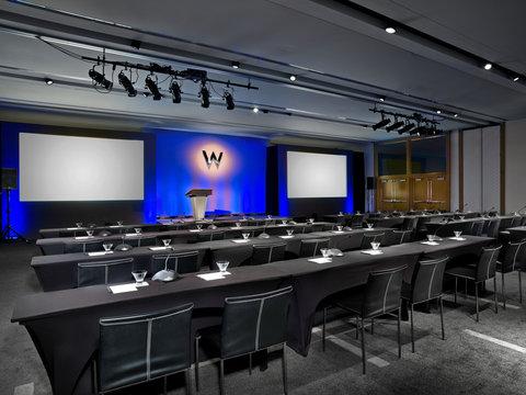 W Dallas - Victory - Great Room