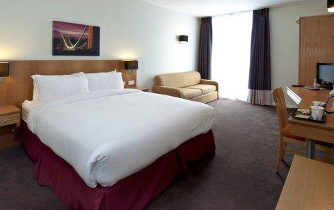 Future Inn Bristol - Accessible Double Room