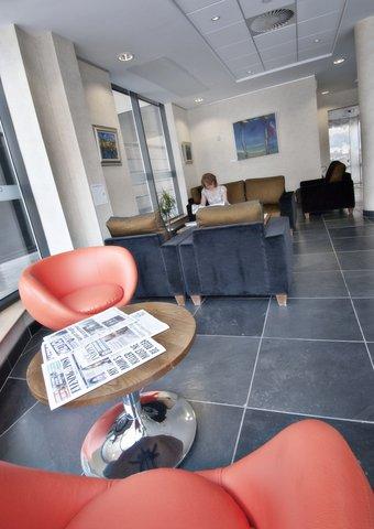 Future Inn Bristol - Reception Area