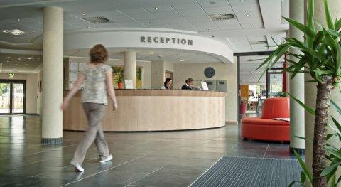 Future Inn Bristol - Reception at Future Inn Bristol