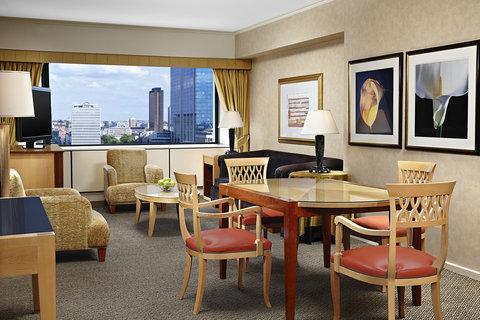 Sheraton Brussels Hotel - Junior Suite