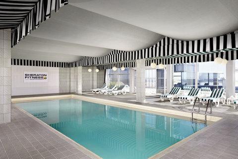 Sheraton Brussels Hotel - Pool