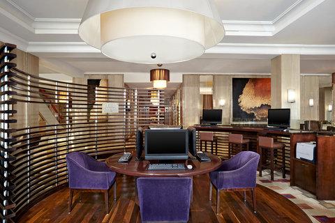 Sheraton Brussels Hotel - Link Sheraton