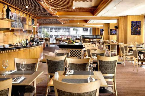 Sheraton Brussels Hotel - Crescendo Room