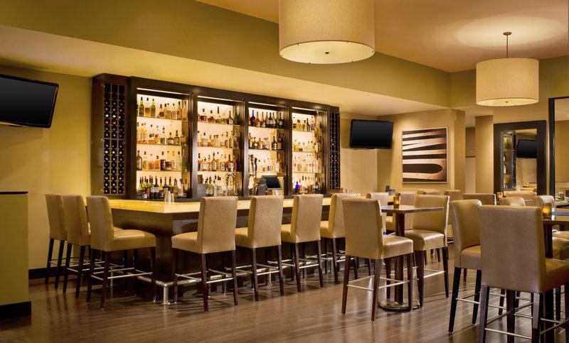 Sheraton Commander Hotel Bar/lounge