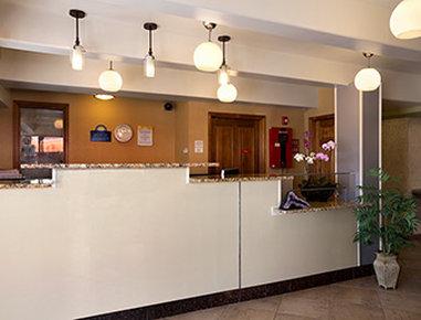 Econo Lodge Downtown - Lobby