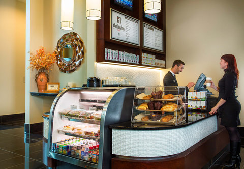 Courtyard Downtown Marriott - Grab and Go