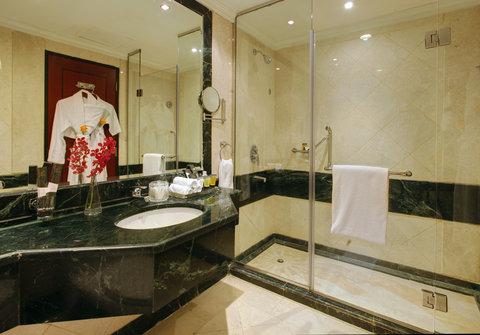 Al Shohada Hotel - Bathroom at Al Shohada Hotel Mecca