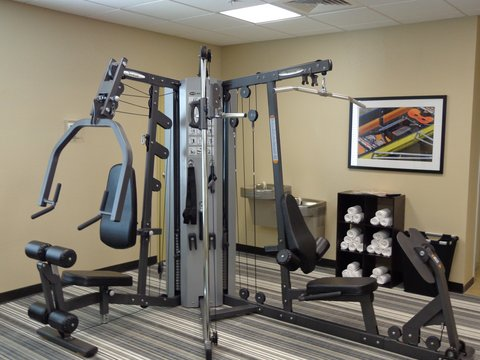 Candlewood Suites Odessa Hotel - Fitness Center