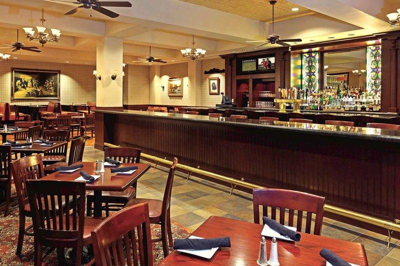 Hilton Boston Logan Airport Restaurang