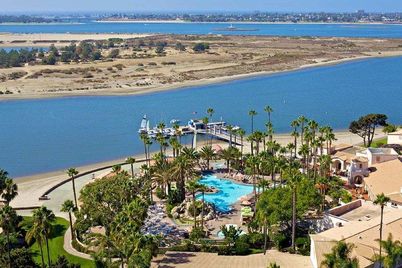 Hilton San Diego Resort 外景