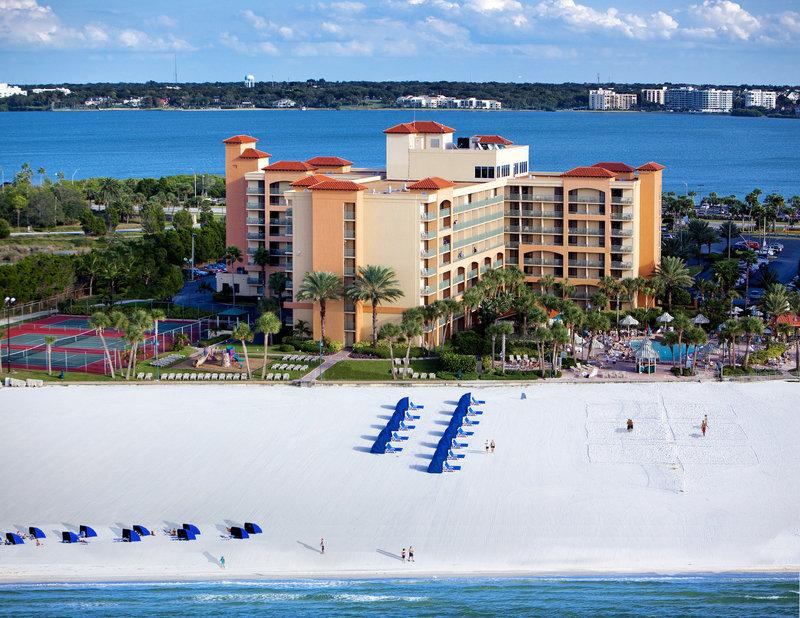 Sheraton Sand Key Resort Ulkonäkymä