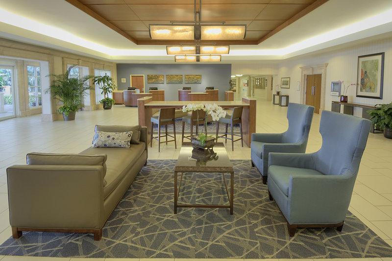 Sheraton Sand Key Resort Aula