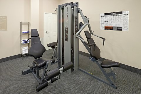Candlewood Suites LONGVIEW - Candlewood Gym and Fitness Center