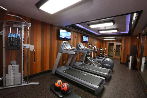 Holiday Inn Express HOLLAND - Fitness Center