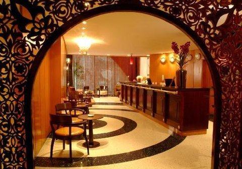 Oum Palace Hotel - Interior