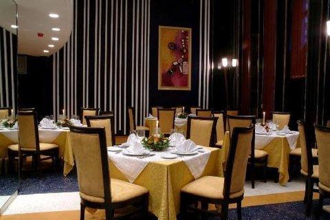 Oum Palace Hotel - Restaurant