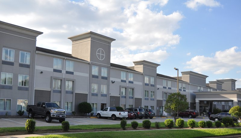 Holiday Inn Houston-Hwy 249 North Fasad