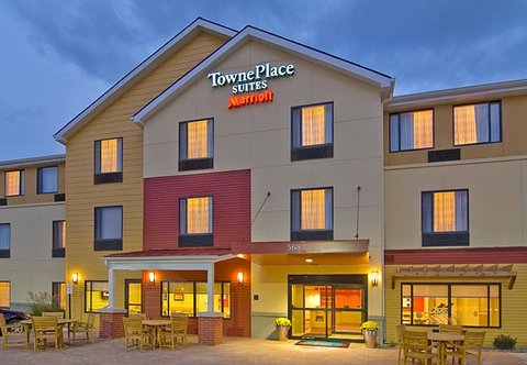 TownePlace Suites Oklahoma City Airport - TPSExterior