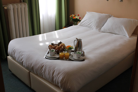 Derby Hotel Brussels - guest room