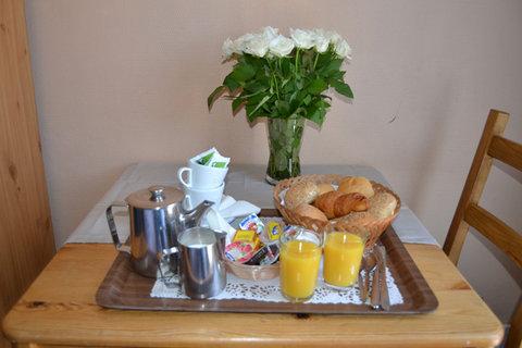 Derby Hotel Brussels - breakfast