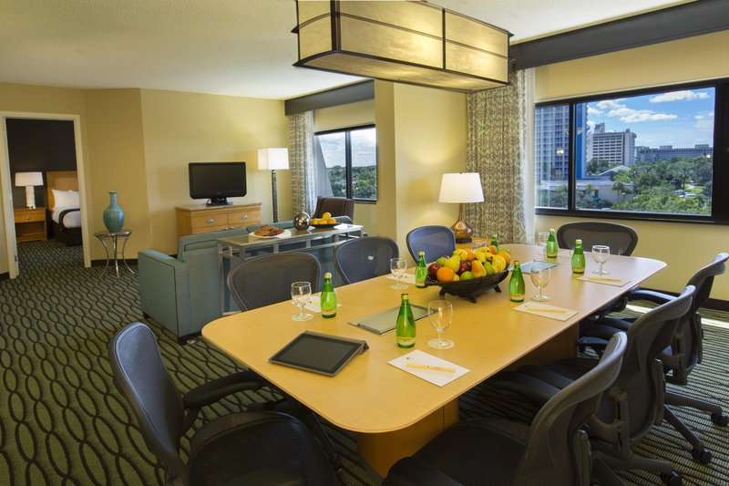 Doubletree Guest Suites, in the WALT DISNEY WORLD Resort Apartmá
