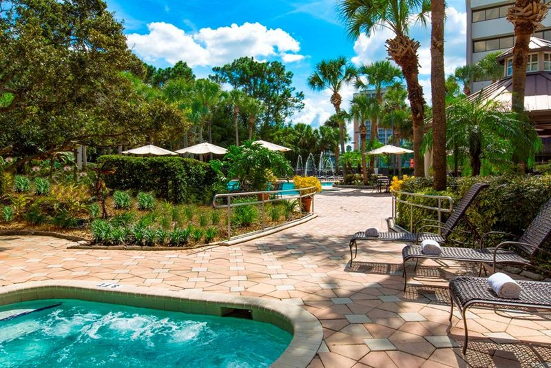 Doubletree Guest Suites, in the WALT DISNEY WORLD Resort Bazén