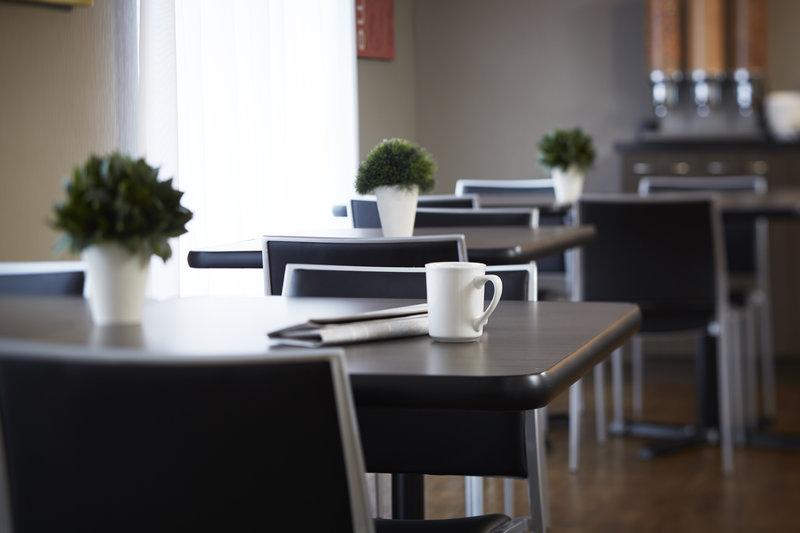 Comfort Inn Fredericton Ristorazione