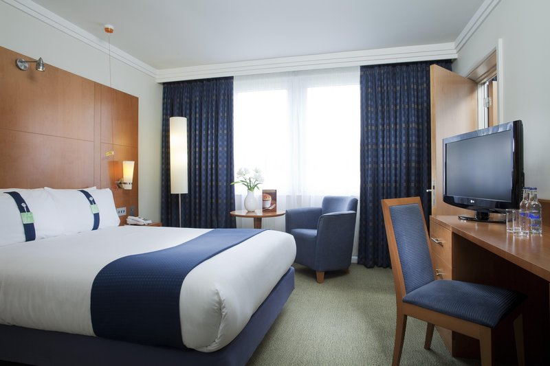 Holiday Inn Birmingham M6, JCT.7 Vista della camera