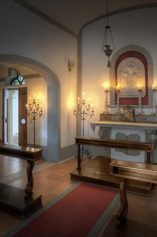Villa La Massa - The Chapel - inside
