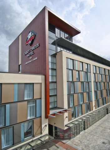 Future Inn Bristol - Hotel Exterior