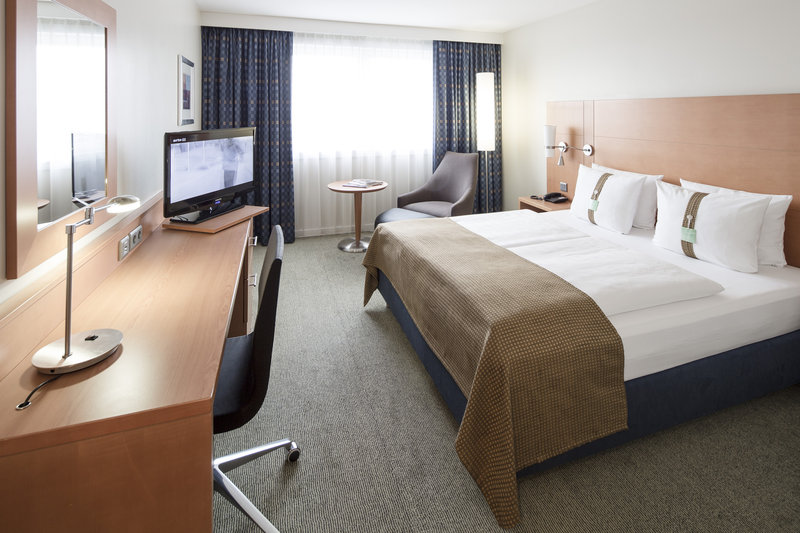 Holiday Inn MUNICH CITY CENTRE Zimmeransicht