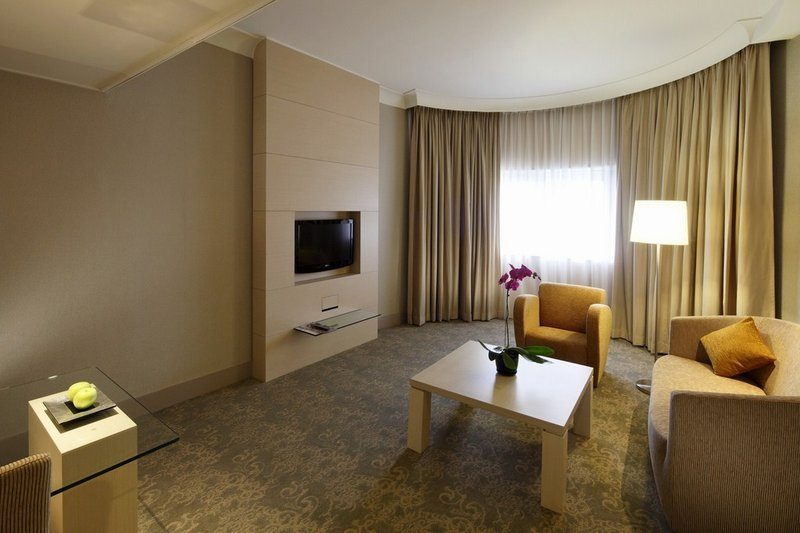 Holiday Inn Atrium Singapore 客房视图