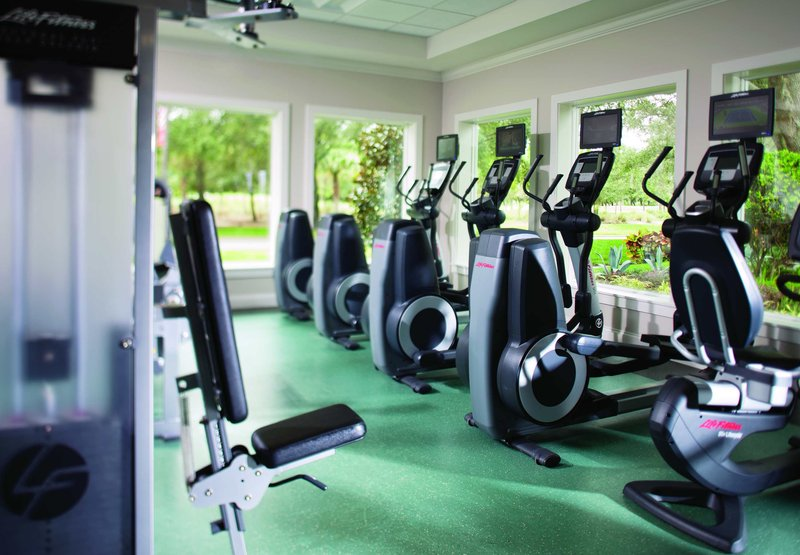Marriott Cypress Harbour Fitness-klub