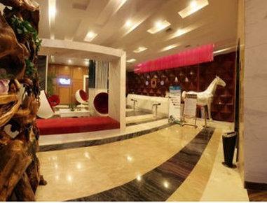 Super 8 Hotel Fuding De Yi Pin Zhi - Lobby