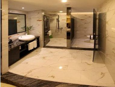 Super 8 Hotel Fuding De Yi Pin Zhi - Bathroom