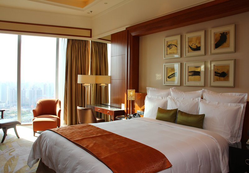 Shanghai Marriott Hotel City Centre 客室