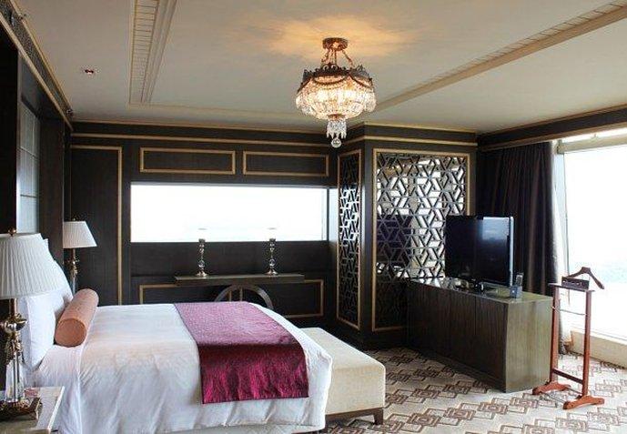 Shanghai Marriott Hotel Luwan Chambre
