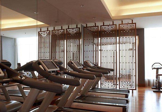 Shanghai Marriott Hotel Luwan Fitness
