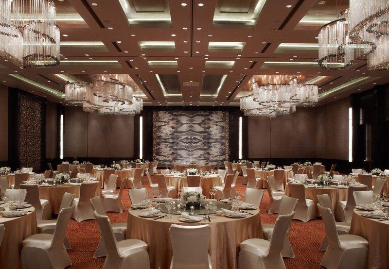 Shanghai Marriott Hotel Luwan BallRoom