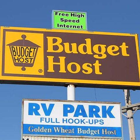 Golden Wheat Budget Host Inn - Golden Wheat Budget Host Inn Junction City
